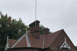 new domestic roof